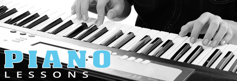 Piano Banner School Of Rock